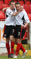 18/04/09 Clyde v Airdrie