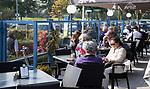 SCHIPLUIDEN - 2017 - vol terras.  . Golfbaan DELFLAND . COPYRIGHT KOEN SUYK