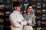 Macarena Gomez and Aldo Comas attends to 33rd Goya Awards at Fibes - Conference and Exhibition  in Seville, Spain. February 02, 2019. (ALTERPHOTOS/A. Perez Meca)