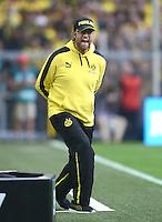 Fussball 1. Bundesliga :  Saison   2012/2013   8. Spieltag  20.10.2012 Borussia Dortmund - FC Schalke 04 Trainer Juergen Klopp (Borussia Dortmund)