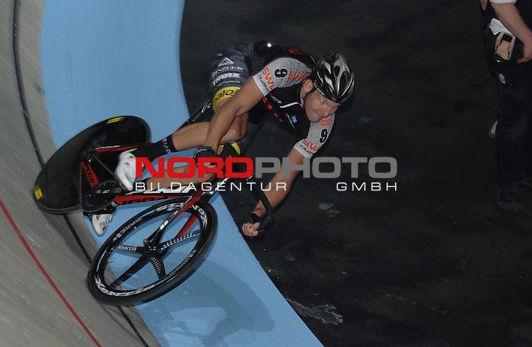 10.01.2015, &Ouml;VB Arena, Bremen, GER, Sixdays Bremen, im Bild Marcel Kalz (Team swb #9)<br /> <br /> Foto &copy; nordphoto / Frisch