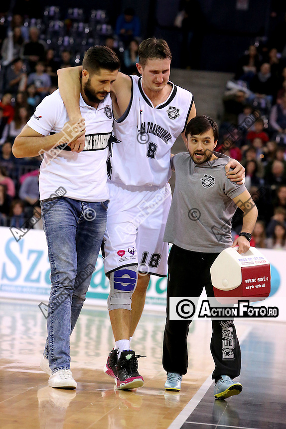 Branko Jorovic accidentat