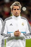 Fabio Coentrao during La Liga Match. December 01, 2012. (ALTERPHOTOS/Caro Marin)