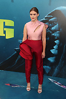 HOLLYWOOD, CA - August 6: Holland Roden, at Warner Bros. Pictures And Gravity Pictures' Premiere Of &quot;The Meg&quot; at TCL Chinese Theatre IMAX in Hollywood, California on August 6, 2018. <br /> CAP/MPI/FS<br /> &copy;FS/MPI/Capital Pictures