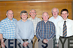 Enjoying the Duhallow social in the Killarney Heights Hotel on Saturday night was l-r: Jerry Sheahan, Jim O'Doherty, John Noel Cronin, John O'Sullivan, Cormac Daly and JJ Keane ..