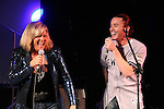 Tom Pelphrey & Kim Zimmer perform at the 5th Annual Rock show for charity to benefit the American Red Cross on October 9, 2009 at the American Red Cross Headquarters, New York City, New York. (Photos by Sue Coflin/Max Photos)