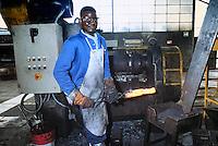 - worker in the Officine Streparava factory....- operaio nella fabbrica Officine Streparava