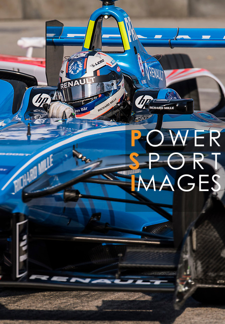 Nicolas Prost of France from Renault e.dams competes during the FIA Formula E Hong Kong E-Prix Round 2 at the Central Harbourfront Circuit on 03 December 2017 in Hong Kong, Hong Kong. Photo by Victor Fraile / Power Sport Images