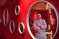 Europe/France/Provence-Alpes-Côte d'Azur/06/Alpes-Maritimes/env de Canne/ Le Cannet: Bruno Oger - Restaurant: La Villa Archange, [Non destiné à un usage publicitaire - Not intended for an advertising use]