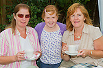 Marita Durnin, Marea Kirwan and Sandra Kirwan at the Coffee Morning in aid of the Drogheda Alzheimer's Group..Picture: Shane Maguire / www.newsfile.ie.