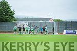 Fenit Samphires V Killarney Celtic at  the Jimmy Falvey Memorial Cup Fina at Mounthawk Park on Sunday