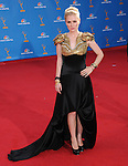 Anna Paquin Moyer..  at The 62nd Anual Primetime Emmy Awards held at Nokia Theatre L.A. Live in Los Angeles, California on August 29,2010                                                                   Copyright 2010  DVS / RockinExposures