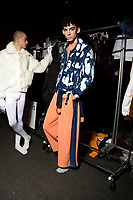 FEB 2018 Asia Fashion Collection  backstage  at New York Fashion Week