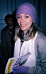 Peggy Lipton attends a performance of 'The Life and Times of Nicholas Nickleby' at the Plymouth Theatre on December 1, 1981 in New York City.