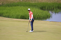 Dylan Frittelli (RSA) on the 7th during Round 3 of the Dubai Duty Free Irish Open at Ballyliffin Golf Club, Donegal on Saturday 7th July 2018.<br /> Picture:  Thos Caffrey / Golffile