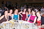 At the Billy Riordan Memorial Trust Fundraising Ball in the Skelligs Hotel on Saturday night were Una Cronin, Katie O Shea, Martina Collins, Ron Griffin, Elaine Nelson, Alice Bailey, Fiona Keaney.