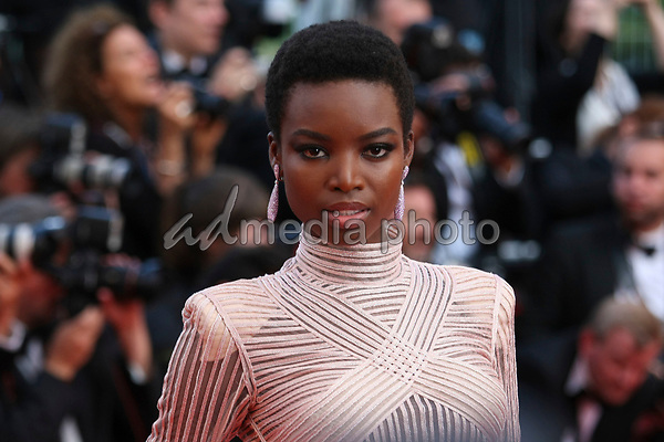 "24 May 2017 - Cannes, France - Maria Borges . ""The Beguiled"" Premiere during the 70th Cannes Film Festival. Photo Credit: GeorgWenzel/face to face/AdMedia"