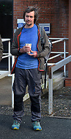 """2019 10 08 """"Swampy"""" has appeared before Magistrates Court in Haverfordwest, Wales, UK"""