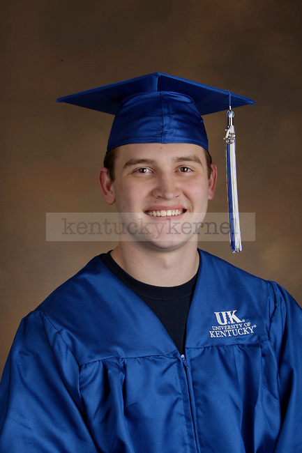 Okruch, Matthew photographed during the Feb/Mar, 2013, Grad Salute in Lexington, Ky.