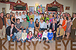 Key to the Door - Sharon Hurley from Boherbue, Tralee, seated centre having a wonderful time with family and friends at her 21st birthday party held in the John Mitchell's GAA Club on Saturday night............... ............   Copyright Kerry's Eye 2008