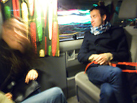 Going out with Annuska, Mara, Rob, Lino, Carolina, and Hector. New York