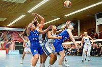 HAREN - Basketbal, Martini Sparks - Den Helder, Basketbal League vrouwen, seizoen 2018-2019, 08-11-2018, Martini Sparks speelster Jay-Eliza Burgos