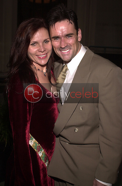 Trevor Goddard and wife Ruthann