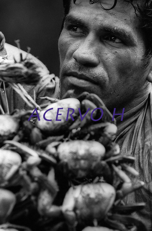 Pescadores.<br /> Bragança, Pará, Brasil.<br /> Foto Paulo Santos