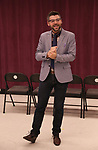 Roderick Justice during the Children's Theatre of Cincinnati presentation for composer Charles Strouse of 'Superman The Musical' at Ripley Grier Studios on June 8, 2018 in New York City.