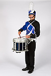 Marching Band Sr. Portraits, September 29, 2012..