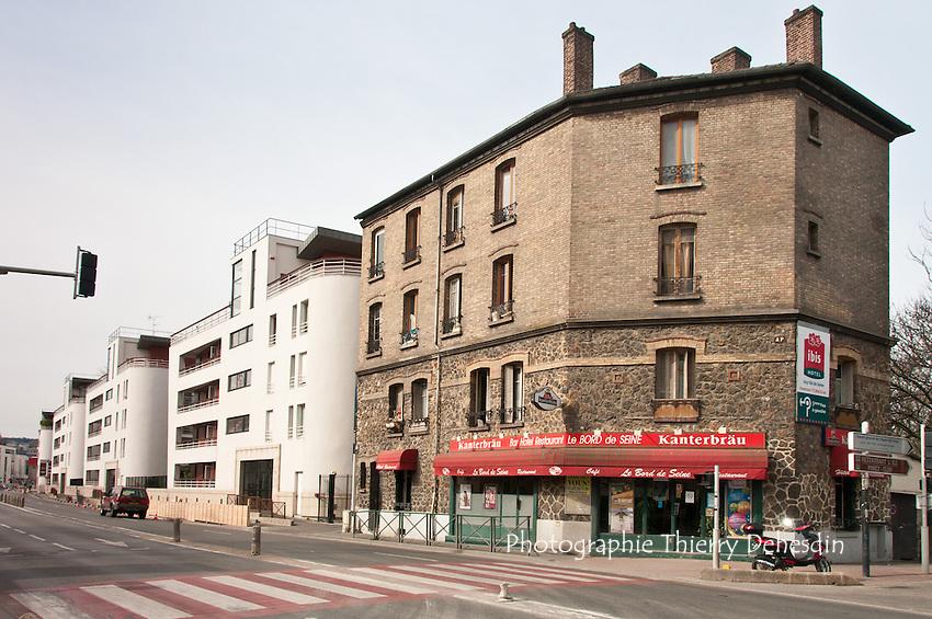 Issy les Moulineaux, 2010, Les Arches, La Ferme