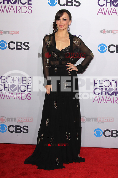 LOS ANGELES, CA - JANUARY 09: Karina Smirnoff at the 39th Annual People's Choice Awards at Nokia Theatre L.A. Live on January 9, 2013 in Los Angeles, California. Credit: mpi21/MediaPunch Inc. /NORTEPHOTO