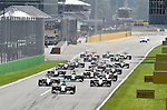F1 Race Start<br />  Foto &copy; nph / Mathis