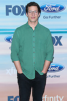 SANTA MONICA, CA, USA - SEPTEMBER 08: Andy Samberg arrives at the 2014 FOX Fall Eco-Casino Party held at The Bungalow on September 8, 2014 in Santa Monica, California, United States. (Photo by Xavier Collin/Celebrity Monitor)