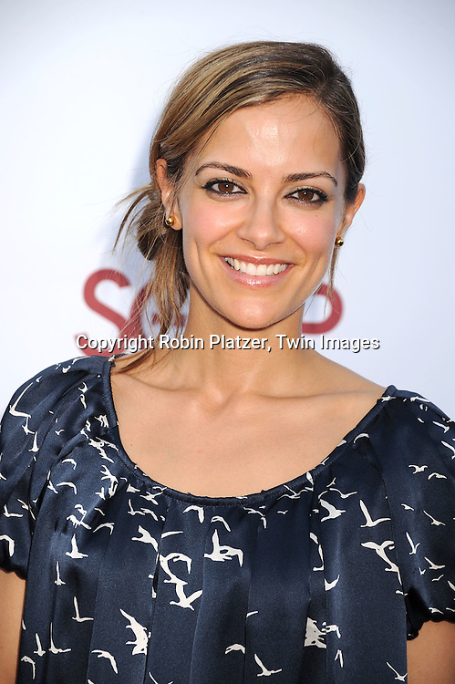 """Rebecca Budig..at  SOAPnet'S """" Night Before Party"""" for the 2008 Daytime Emmy Awards on June 19, 2008 at Crimson and ..Opera in Hollywood, California. ....Robin Platzer, Twin Images"""