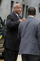 NORRISTOWN, PA - APRIL 9 :  Bill Cosby arrives to Norristown Court for day one of re trial for his April 2 sexual assault in Norristown, Pa on April 9, 2018  <br /> CAP/MPI/STA<br /> &copy;STA/MPI/Capital Pictures