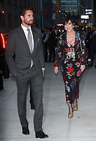 NEW YORK, NY - SEPTEMBER 8: Scott Disick and Kris Jenner arriving to the Daily Front Row Fashion Awards at Four Seasons NY Downtown in New York City on September 8,  2017. <br /> CAP/MPI/RW<br /> &copy;RW/MPI/Capital Pictures