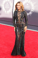 LOS ANGELES, CA, USA - AUGUST 24: Beyoncé Knowles arrives at the 2014 MTV Video Music Awards held at The Forum on August 24, 2014 in the Los Angeles, California, United States. (Photo by Xavier Collin/Celebrity Monitor)