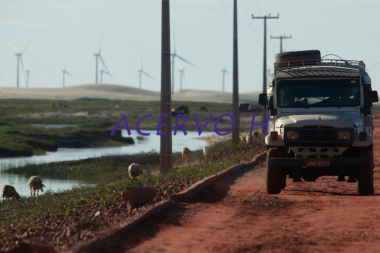 Parque eólico Delta 3 Maranhão