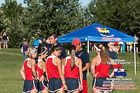 2015 FF CCC @ PC Varsity Girls 2-Mile Pre-race & Start