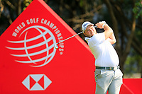 Zander Lombard (RSA) on the 3rd tee during the 3rd round of the WGC HSBC Champions, Sheshan Golf Club, Shanghai, China. 02/11/2019.<br /> Picture Fran Caffrey / Golffile.ie<br /> <br /> All photo usage must carry mandatory copyright credit (© Golffile | Fran Caffrey)