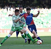 2019.05.12 La Liga Real Betis VS SD Huesca