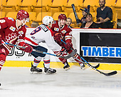 Chilliwack, BC - May 18 2018 - GAME 12 -  Ottawa Jr. Senators vs Chilliwach Chiefs in semifinal action during the 2018 RBC Cup at the Prospera Centre in Chilliwack, British Columbia, Canada (Photo: Dave Holland/Hockey Canada)