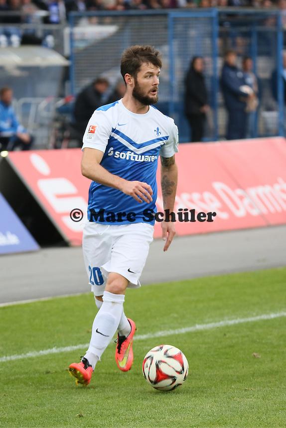 Marcel Heller (SV 98) - SV Darmstadt 98 vs. FSV Frankfurt, Stadion am Boellenfalltor