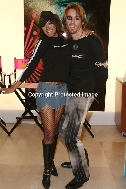 Traci Bingham &amp; Adam Darais<br />