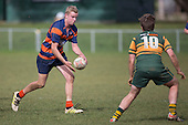 Counties Manukau Rugby Union Bright Cup Under 20 final between Pukekohe and Beachlands Maraetai, played at Colin Lawrie Fields Pukekohe on Saturday 13th 2016. Puekohe won the game 22 - 7.<br /> Photo by Richard Spranger.