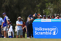 Greg Chalmers (AUS) on the 3rd tee during Round 3 of the Australian PGA Championship at  RACV Royal Pines Resort, Gold Coast, Queensland, Australia. 21/12/2019.<br /> Picture Thos Caffrey / Golffile.ie<br /> <br /> All photo usage must carry mandatory copyright credit (© Golffile | Thos Caffrey)