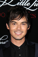 "Tyler Blackburn<br /> at the ""Pretty Little Liars"" 100th Episode Celebration, W Hotel, Hollywood, CA 05-31-14<br /> Dave Edwards/DailyCeleb.com 818-249-4998"
