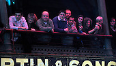 the sell-out crowd watch Ireland's folk star accordian player Sharron Shannon on stage tonight (Sunday) at the Old Fruitmarket Glasgow as part of Celtic Connections 2011 - Picture by Donald MacLeod - 23.1.11 - 07702 319 738 : clanmacleod@btinternet.com : www.donald-macleod.com