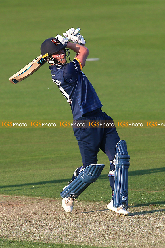 Tom Westley hits six runs for Essex during Essex Eagles vs Premier Leagues XI, T20 Friendly Match Cricket at The Cloudfm County Ground on 4th July 2017
